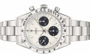 Rolex Auctions