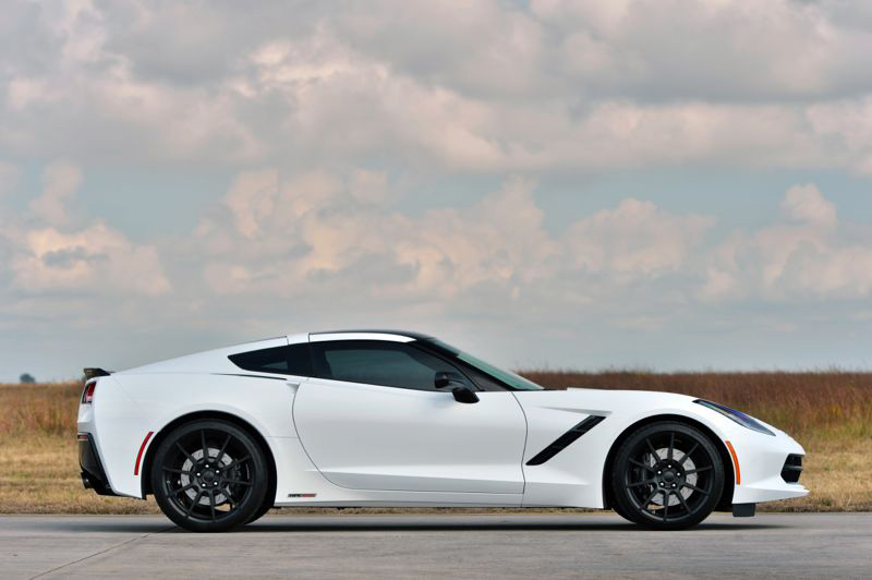 Hennessey Performance HPE500 Corvette Stingray