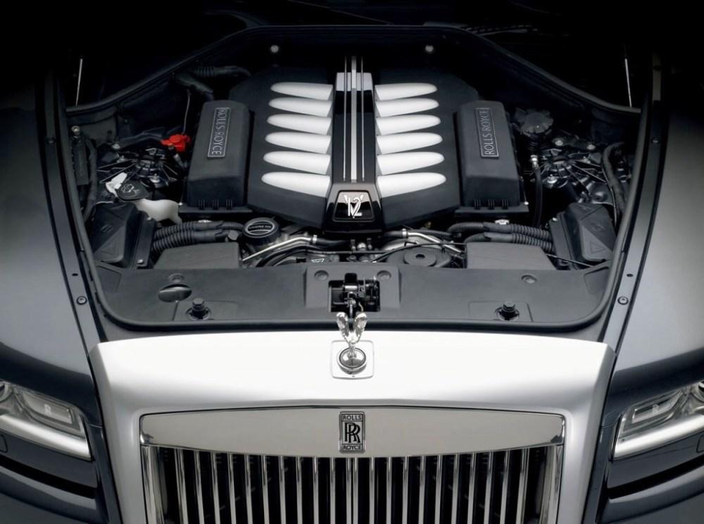 Rolls Royce V-12 TT
