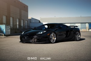 DMC MP4-12C Velocita SE with PUR Wheels