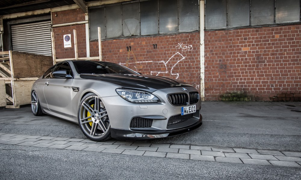 Manhart MH6 700 BMW M6