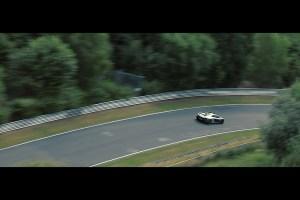 McLaren P1 Nürburgring
