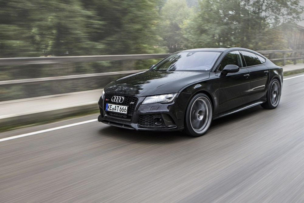 ABT Sportsline Audi RS 7 Drivestyle Coupe