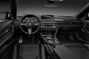 BMW M4 Inteiror