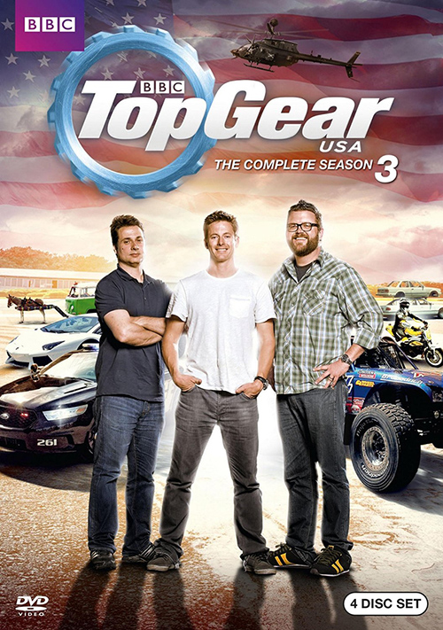 Top Gear Season 3