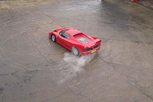 TaxTheRich100 F50 Burnout