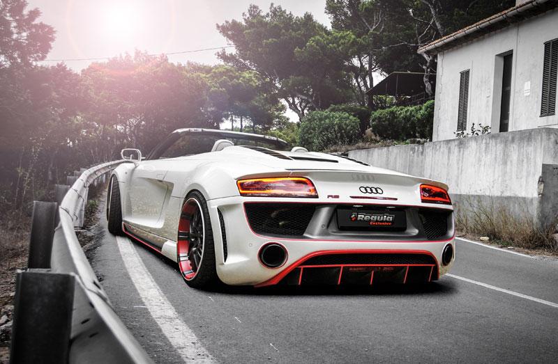 Regula Tuning Audi R8 V10