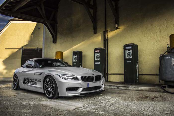 MB Individual Cars BMW Z4