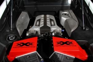 XXX-Performance and Chiptrick Audi R8 4.2