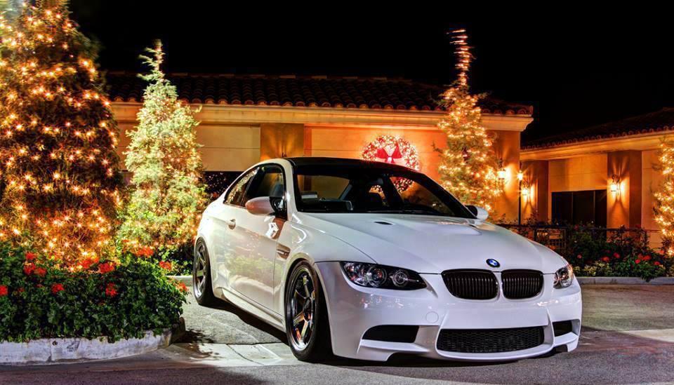 BMW Christmas