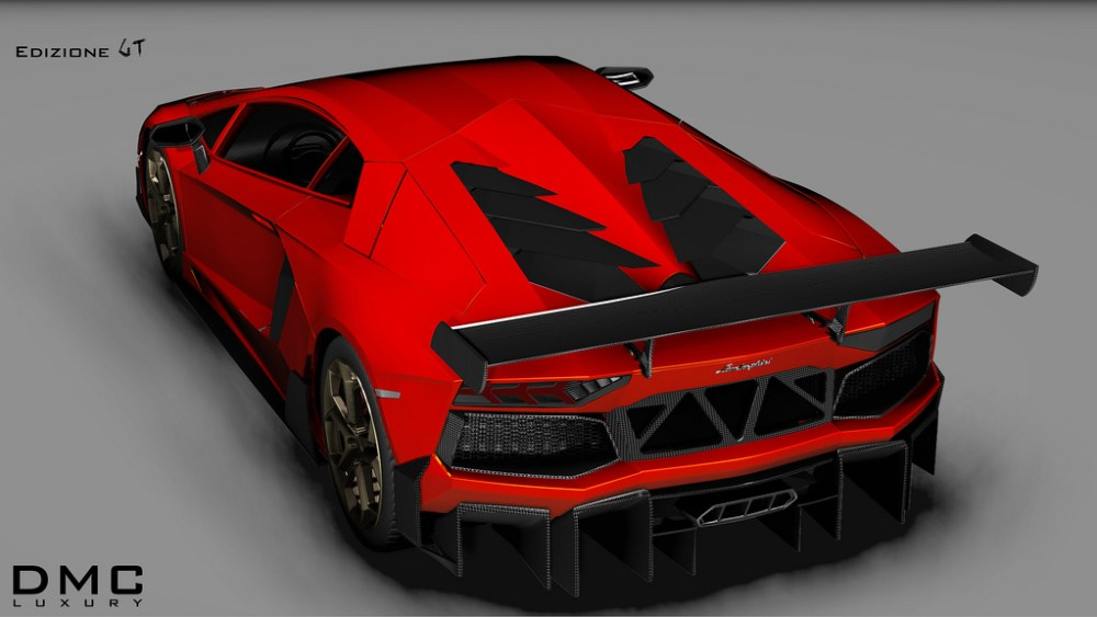 """DMC Lamborghini Aventador LP988 """"Edizione GT"""""""