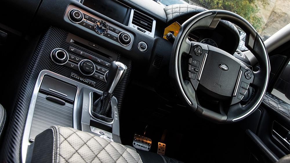 A Kahn Design Range Rover Sport 3.0 SDV6 RS300 Cosworth Edition