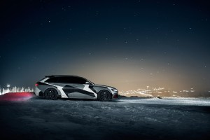 Jon Olsson 2014 Winter Mobile Audi RS 6 Avant