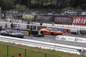 1,300 horsepower Underground Racing Lamborghini Gallardo