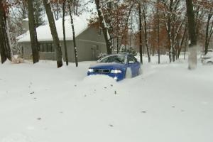 Audi Quattro Snow