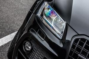 Brilliant Black Audi Q5 2.0 TDI Quattro
