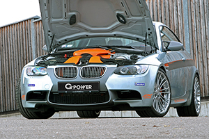 G-Power BMW M3 V8 SK II CS Hurricane 337 Edition