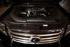 Hennessey Performance HPE500 Lexus LX 570