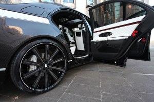 Knight Luxury Sir Maybach 57 S