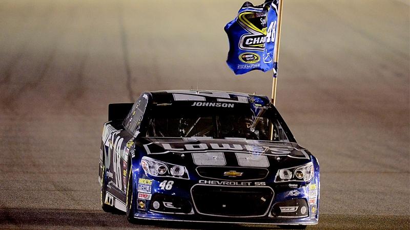NASCAR 2014