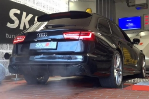 SKN Tuning Audi RS 6 Avant