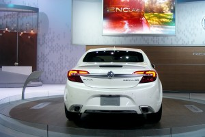 Buick At the Chicago Auto Show