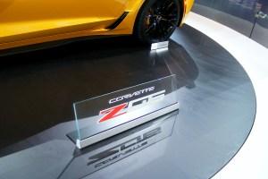 Chevrolet Corvette at the Chicago Auto Show (7)