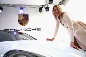 Porsche Panamera GTS by Maria Sharapova