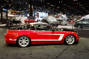 Saleen at the Chicago Auto Show 2014 (8)