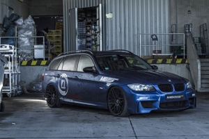 MB BMW 335i Touring