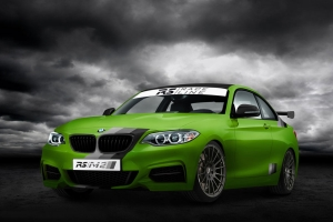 BMW RS/M235i Green Hell Edition