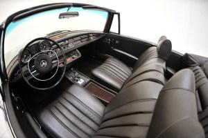 Brabus Classic Mercedes-Benz 280 SE Cabriolet