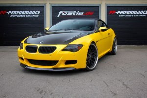 Fostla BMW M6 Cabriolet