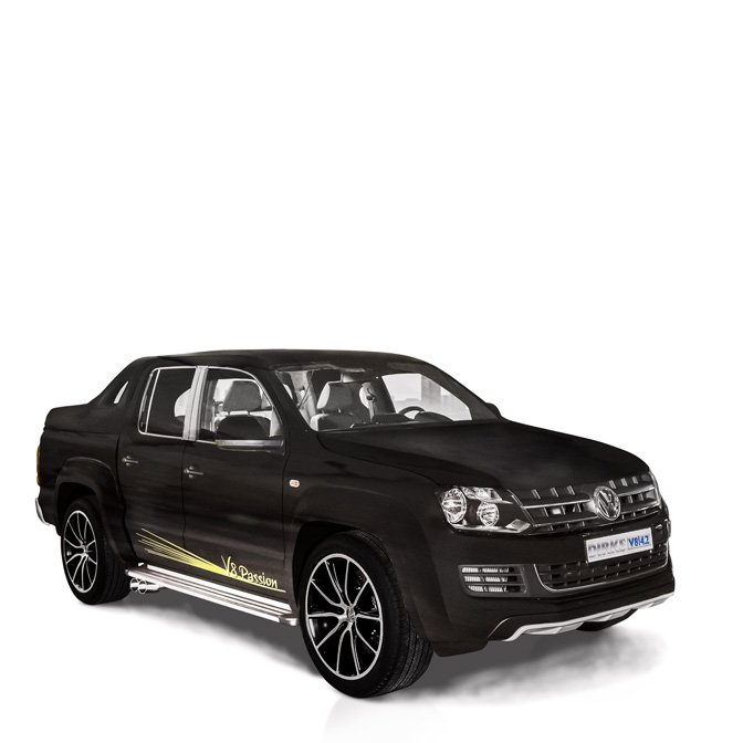 MTM Volkswagen Amarok V8 4.2 TDI