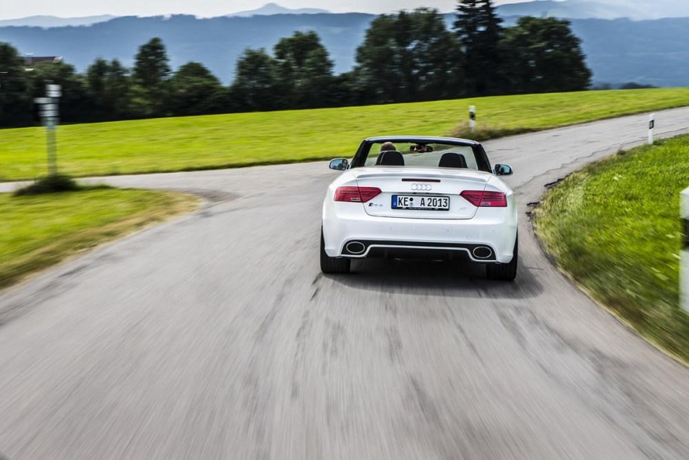 ABT Sportsline Audi RS 5 Cabriolet