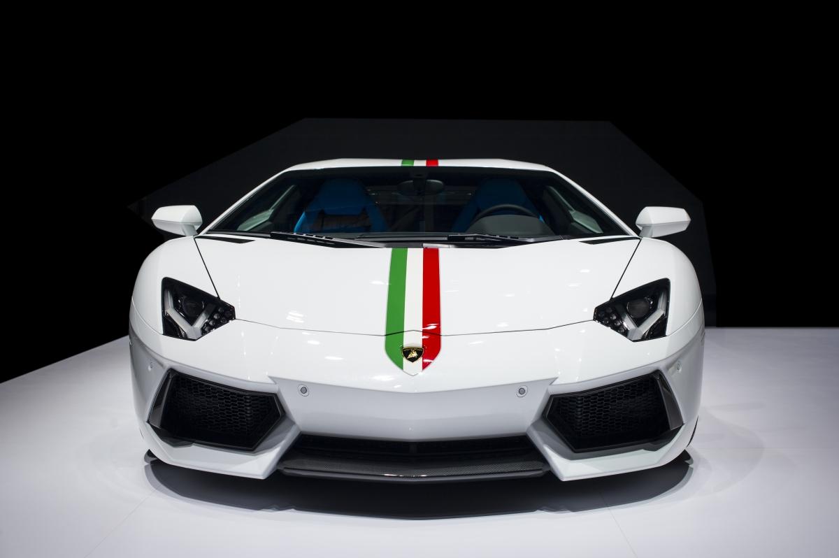 Is a lamborghini italian
