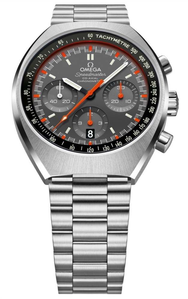 Omega Speedmaster Mark II Racing