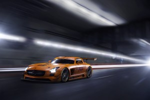 SLS AMG GT3 45th Anniversary Edition by Sievers Tuning