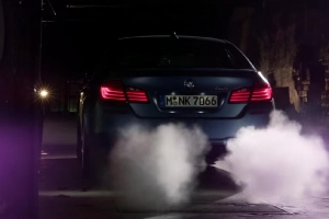 BMW M5 Birthday