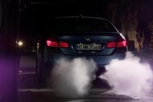 BMW M5 Birthday