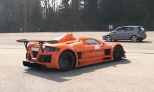 Gumpert Apollo Sport Video