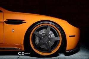 Aston Martin V8 Vantage D2Forged XL2 Wheels