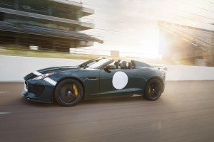 Jaguar F-Type Project 7
