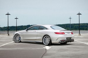 Voltage Design Mercedes-Benz S 63 AMG Coupe