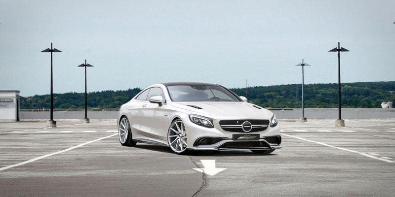 Voltage Design Mercedes-Benz S 63 AMG Coupe