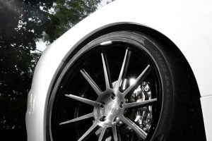Maserati GranTurismo MC Stradale with D2Forged CV11 Wheels