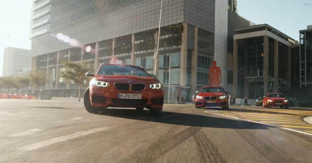 BMW M235i Drift