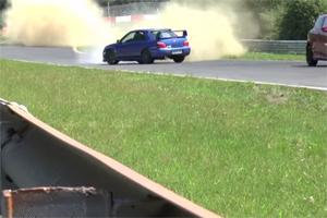 Subaru WRX STI Save