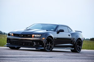 Hennessey Performance HPE600 Camaro Z28