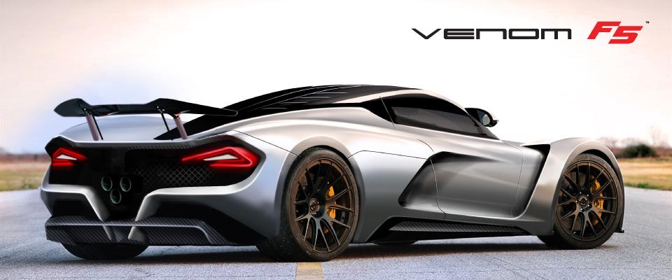 Hennessey Performance Venom F5